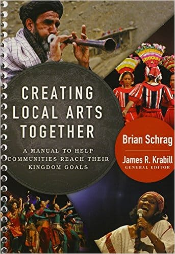 Cover: Creating Local Arts Together